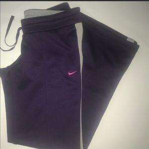 Nike purple pants 🏃🏻♀️